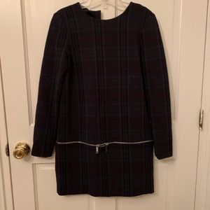 ZARA- long sleeve dress - Size XS